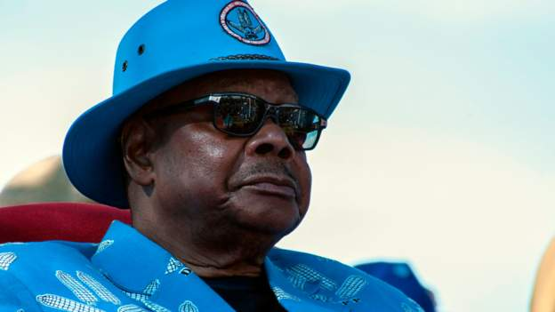 Mutharika re-election overturned