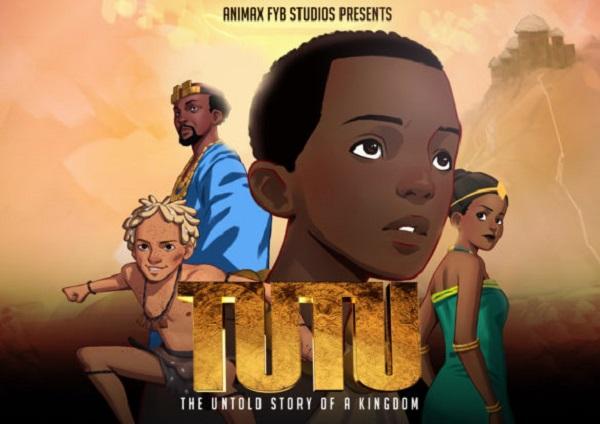 Tutu animation film