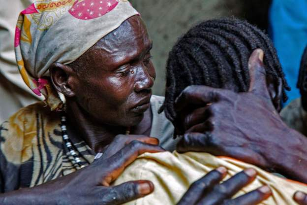 South Sudan's inhabitants are among the unhappiest people in Africa. Photo: AFP