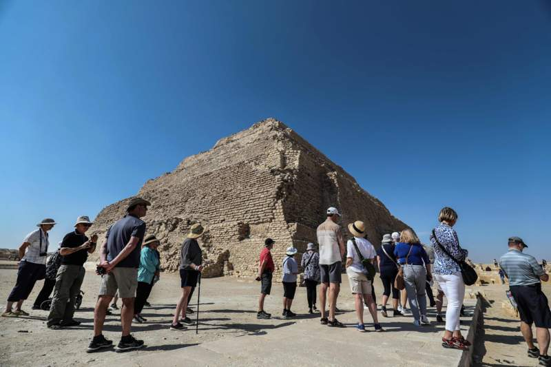 Pyramid Djoser