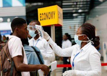 FILE PHOTO:  REUTERS/Francis Kokoroko