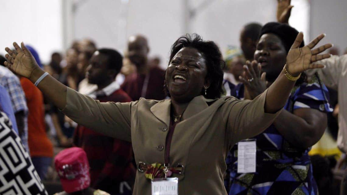 prayer and fasting in Ghana over coronavirus