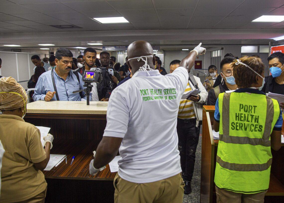 Nigeria imposes travel ban over coronavirus