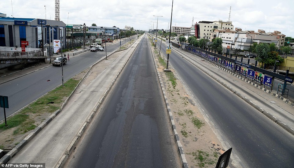 African economies during lockdown