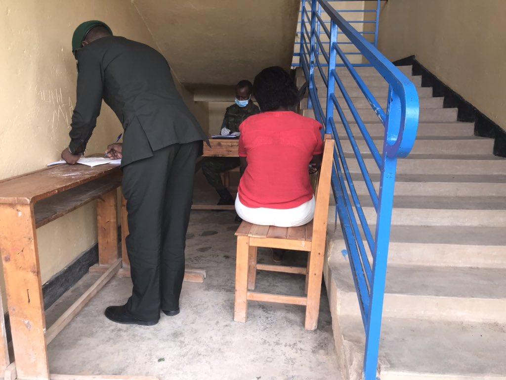 Soldiers in Rwandan accused of rape