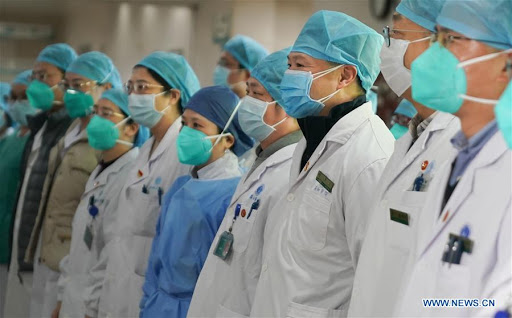 Nigeria imports Chinese doctors