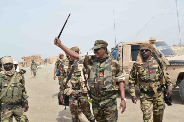 Idriss Deby killed