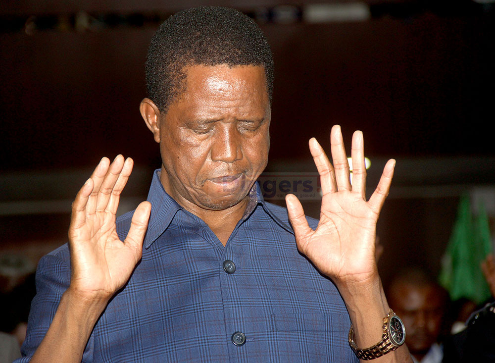 Zambia reopens churches