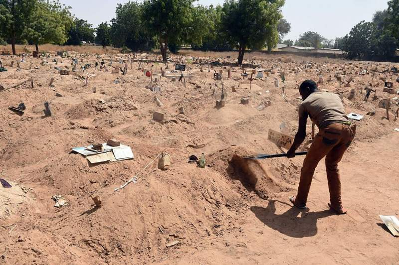 Mysterious deaths in Nigeria