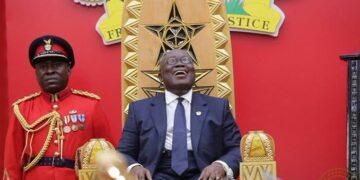 Ghana President to build hospitals