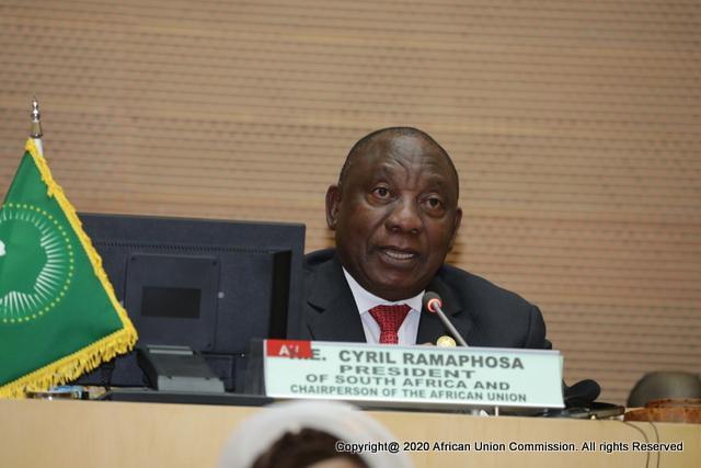 African Union on Madagascar herbal drug