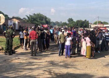 Elections in Burundi
