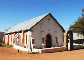 File:Methodist Mission Church, Leliefontein. Via Wikipedia