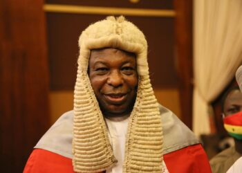 Ghana's first muslim supreme court judge