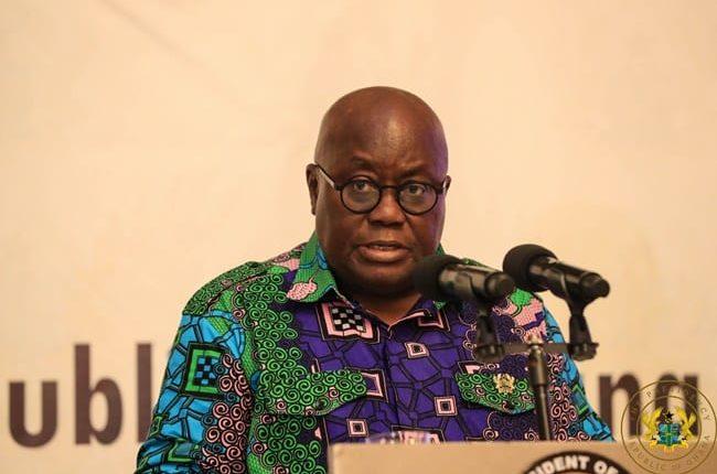 Ghana President Akufo-Addo