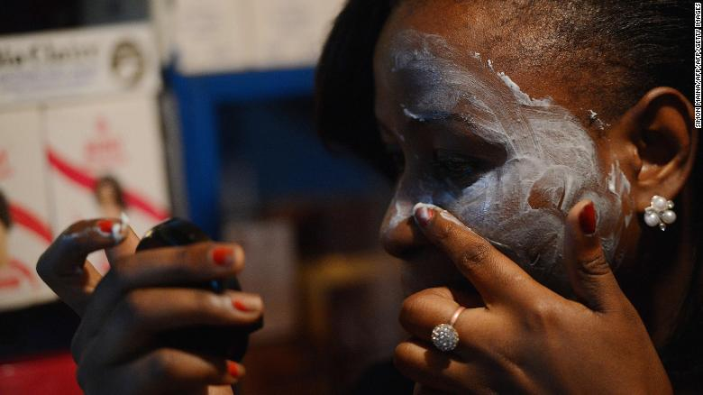 Gambia ban on skin bleaching