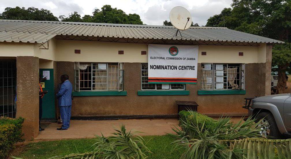 Zambia nomination form