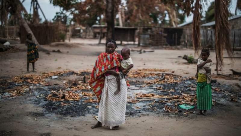 Mozambique war
