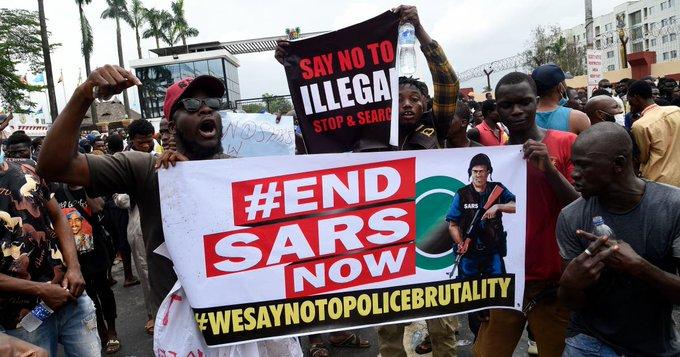[Video]: Nigerian soldiers shoot at unarmed #EndSARS protesters