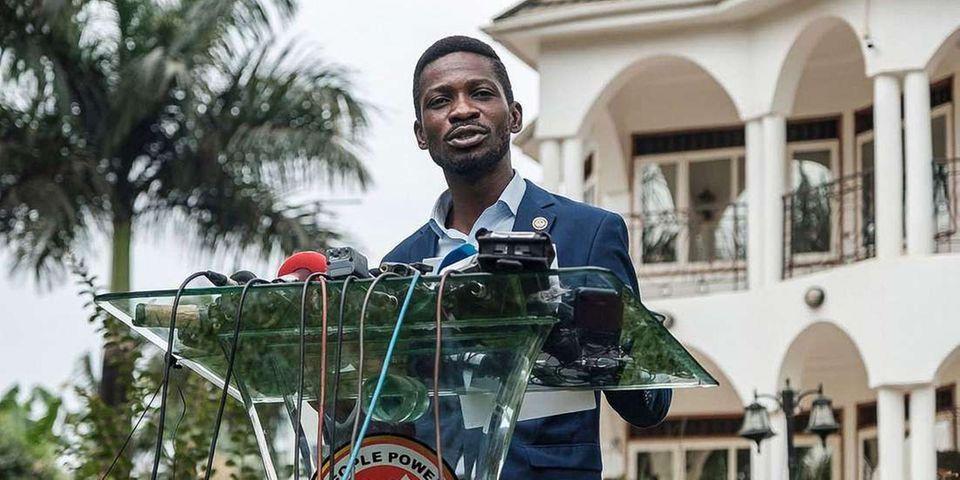 Bobi Wine rejects results