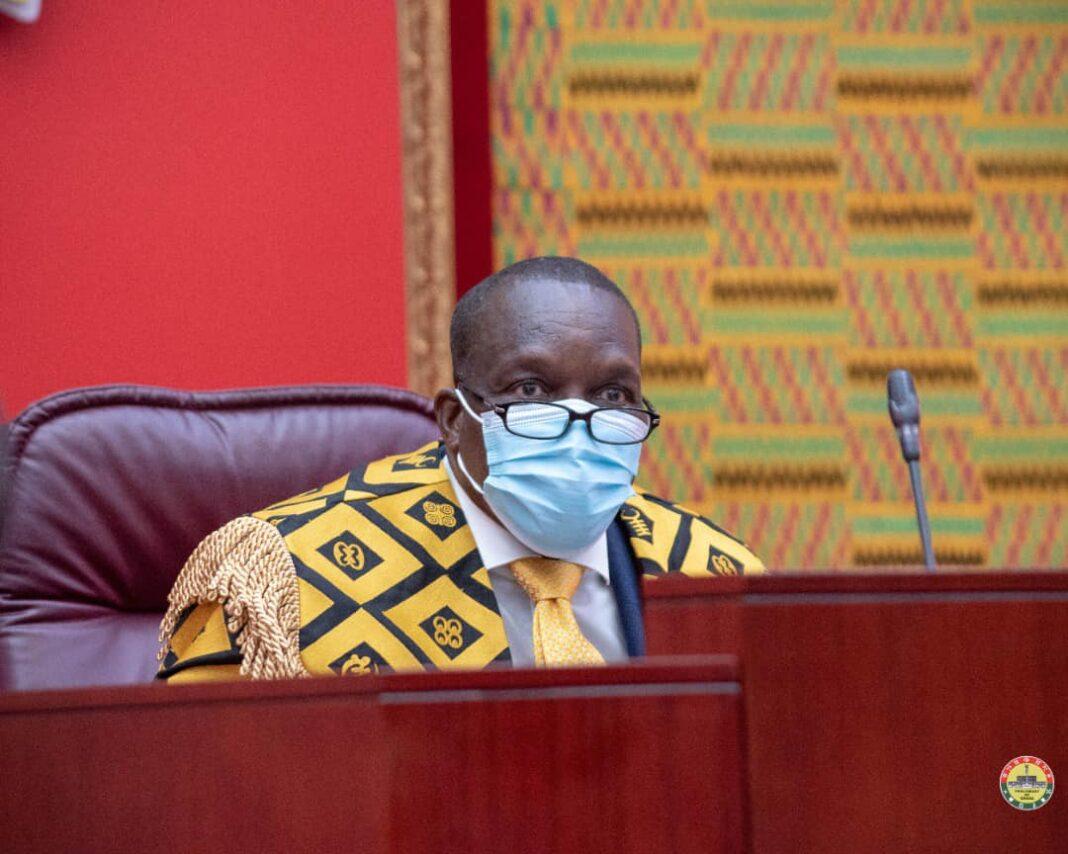 Ghana speaker Alban Bagbin