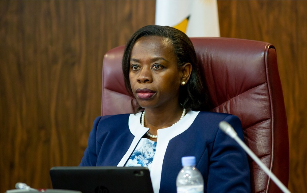 Dr. Monique Nsanzabaganwa