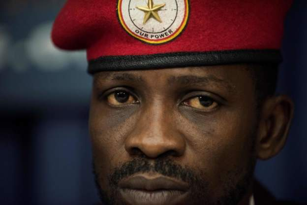 Bobi Wine arrested