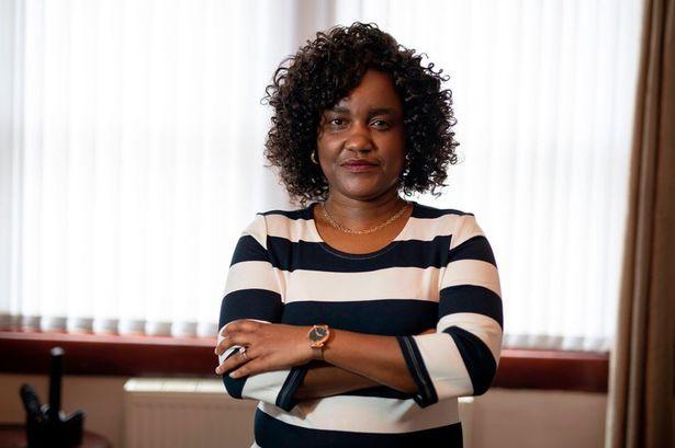 Debora Kayembe names rector