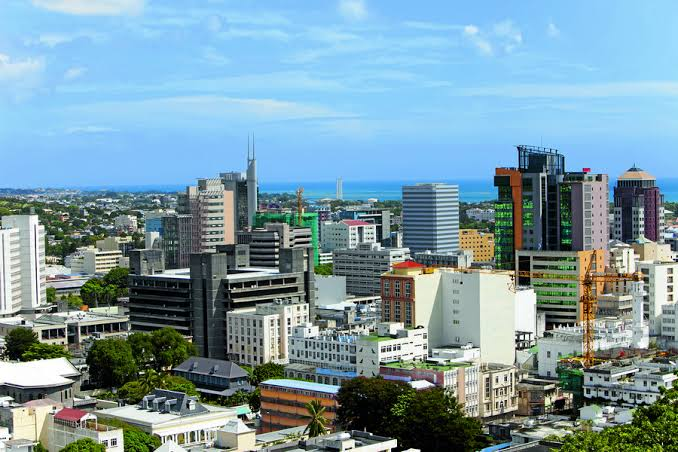 Mauritius developed country in Africa