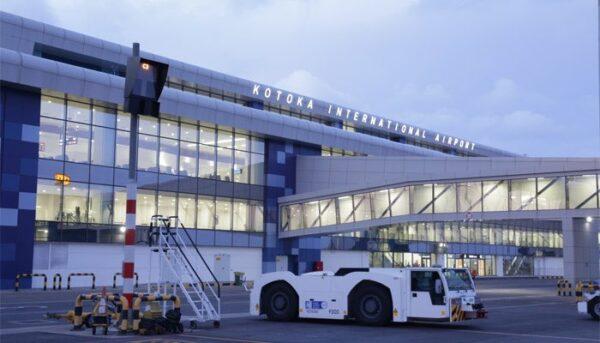 Ghana airport strike