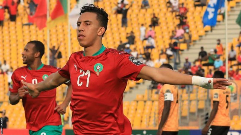 CHAN final between Morocco and Mali