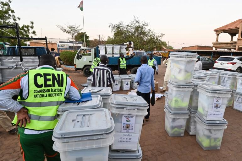 Niger presidential run-off