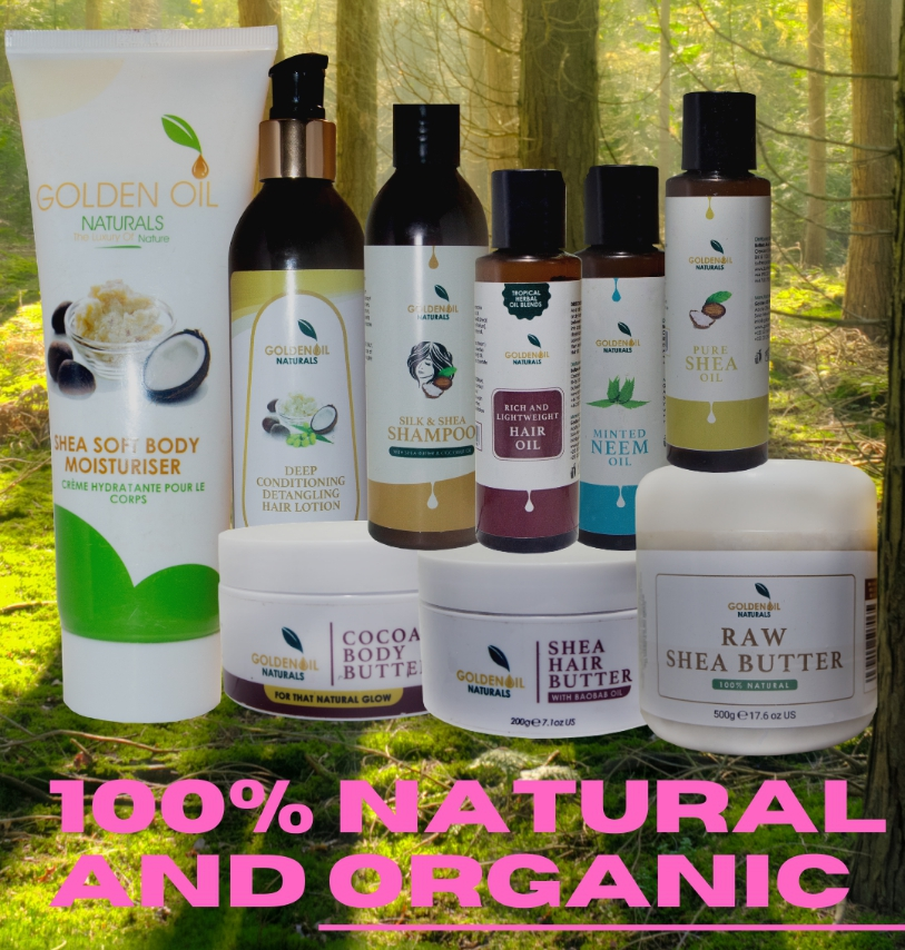 Skin care products in Ghana