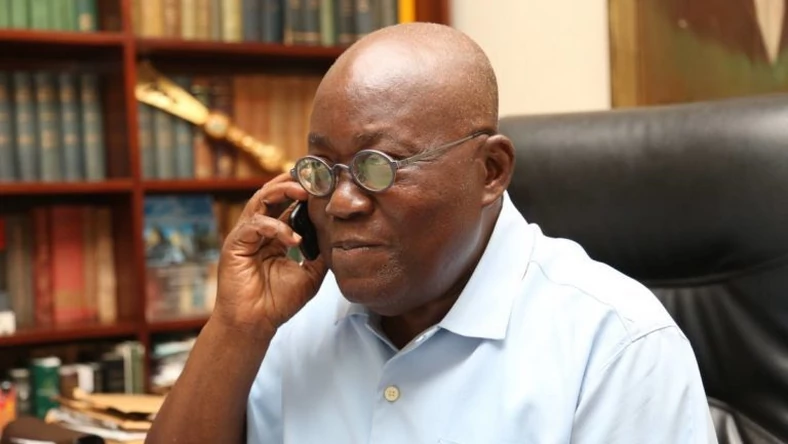 Ghana President Gambia massacre