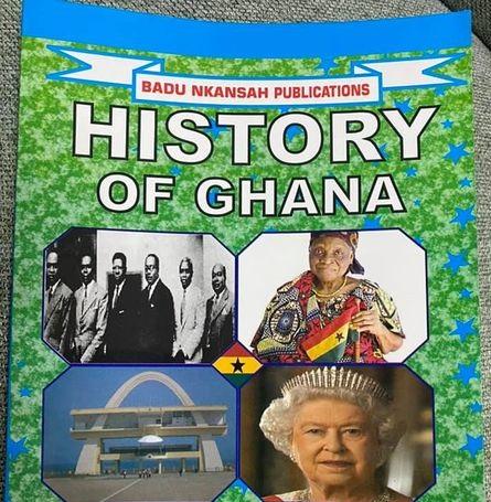 Ghana text book