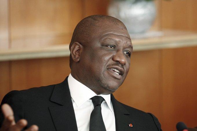Ivorian Prime Minister Hamed Bakayoko dead
