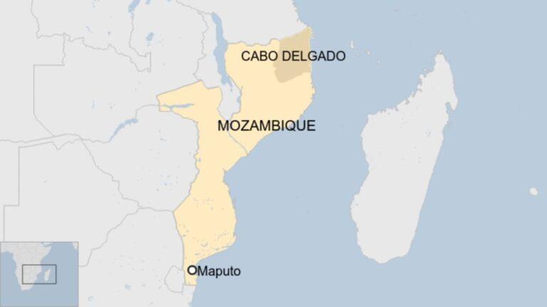 Children beheaded in Mozambique
