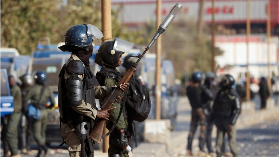 Senegal protests and deaths