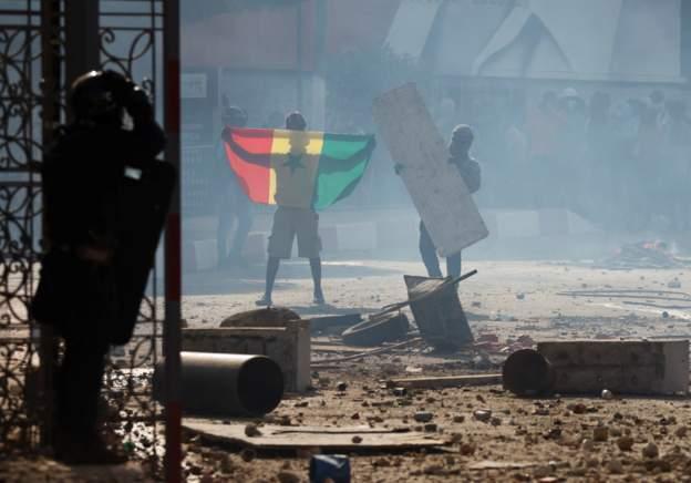 Senegal protests