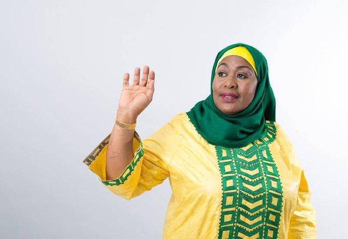 Samia Hassan Suluhu