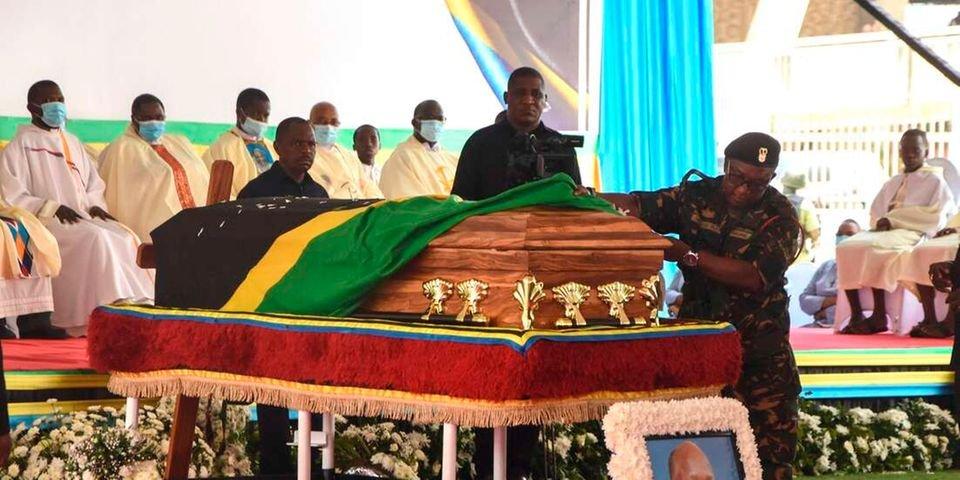 Funeral of Magufuli