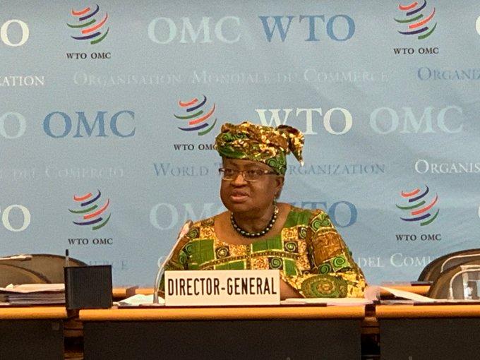 WTO director general begins work