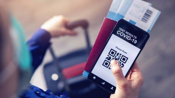 Covid-19 digital passport