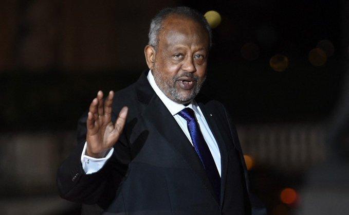 Djibouti's President Guelleh