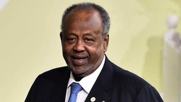 President of Djibouti