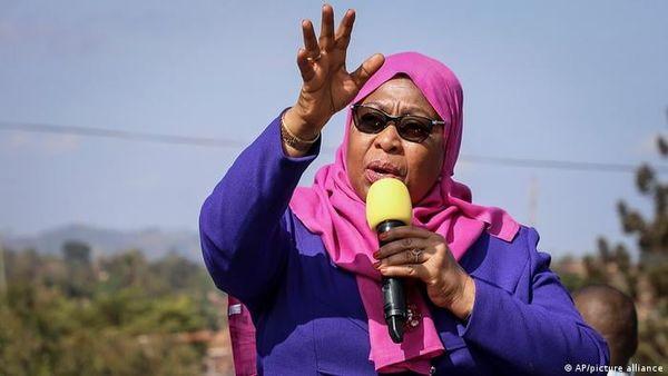 Tanzania president on media