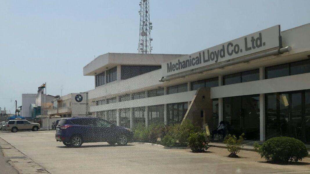 Mechanical Lloyd Plc