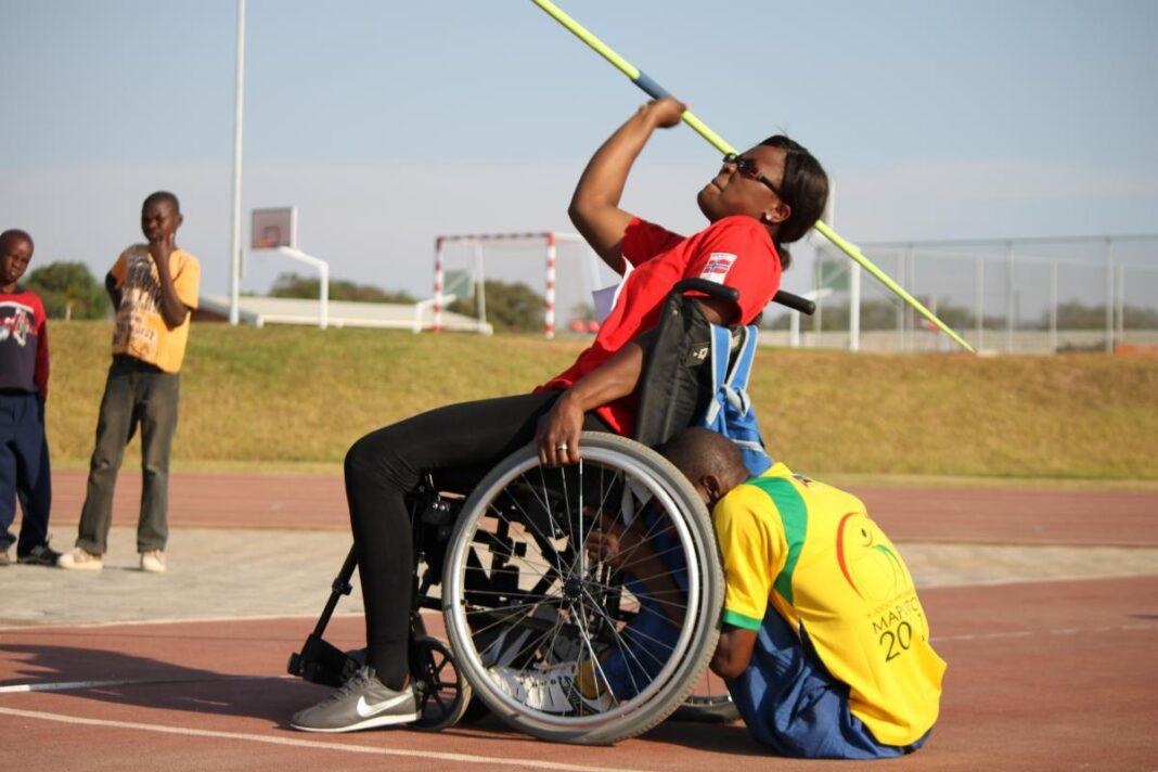 Zambia Paralympics