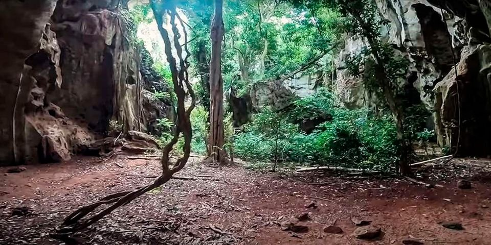 Africa's oldest burial site