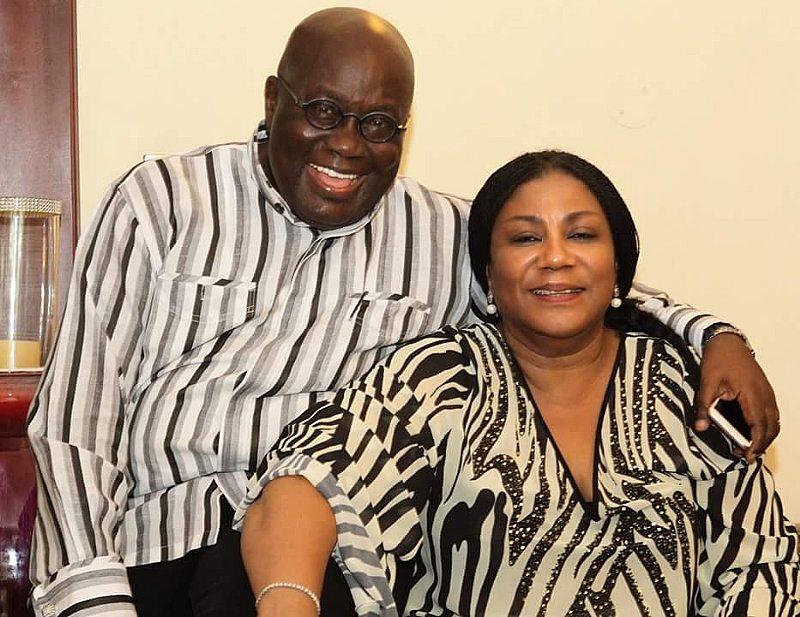 Ghana first lady Rebecca Akufo-Addo